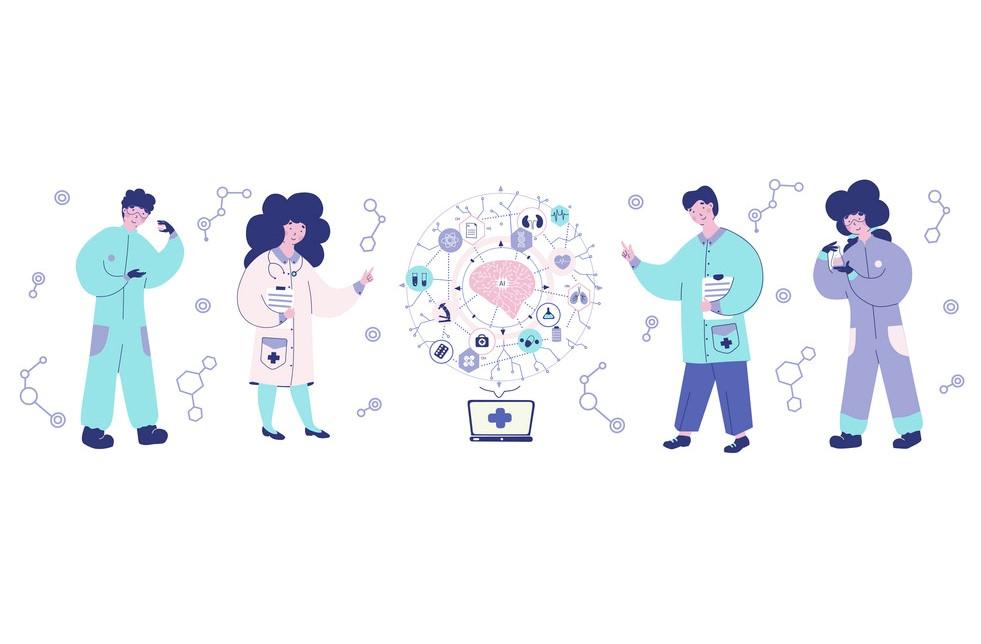 هوش مصنوعی در علم پزشکی